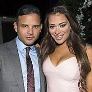 Ryan Thomas, Adam Thomas & Hazel O'Sullivan attend the relaunch of Mantra Club Maynooth under new ownership hosted by Playmate Louise Kavanagh with Andrea Roche Models and VIP guests, Dublin, Ireland - 04.10.14. Pictures: Jerry McCarthy / VIPIRELAND.COM
