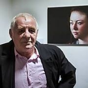 Exclusive: Eamon Dunphy launches Gary Connolly's photography exhibition at Gallery 27 South Frederick Street, Dublin, Ireland - 30.10.14. Pictures: Jerry McCarthy / VIPIRELAND.COM