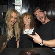 Made In Chelsea couple Nicola Hughes & Alex Mytton hit the decks in the Naas Court with Nicola's mother Rosalyn even taking a spin as Club DJ, Naas, Ireland - 16.01.16. Pictures: Jerry McCarthy / VIPIRELAND.COM **IRISH RIGHTS ONLY**