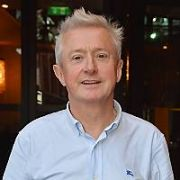 Louis Walsh seen leaving The Westbury Hotel, Dublin, Ireland - 07.04.17. Pictures: Cathal Burke / VIPIRELAND.COM **IRISH RIGHTS ONLY**