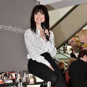 Imelda May guest at Arnotts Style Sessions, Dublin, Ireland - 08.04.17. Pictures: Cathal Burke / VIPIRELAND.COM **IRISH RIGHTS ONLY**