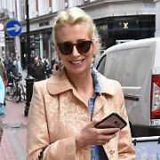 Aisling O'Loughlin spotted on Wicklow Street and Ruth O'Neill spotted on Drury Street, Dublin, Ireland - 18.04.17. Pictures: Cathal Burke / VIPIRELAND.COM **IRISH RIGHTS ONLY**