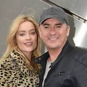 Laura Whitmore & Shane Richie at Bord Gais Energy Theatre where they star in Not Dead Enough, Dublin, Ireland - 21.04.17. Pictures: Cathal Burke / VIPIRELAND.COM **IRISH RIGHTS ONLY**