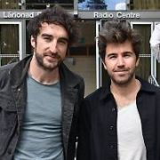 Danny O'Reilly and Graham Knox of The Coronas spotted at RTE as a guest on Ray Darcy Radio Show, Dublin, Ireland - 06.06.17. Pictures: Cathal Burke / VIPIRELAND.COM **IRISH RIGHTS ONLY**