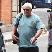 American billionaire businessman Kelcy Warren seen arriving at The Westbury Hotel, Dublin, Ireland - 09.06.17. Pictures: Cathal Burke / VIPIRELAND.COM **IRISH RIGHTS ONLY**