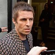Liam Gallagher arrives at The Olympia Theatre ahead of his concert tonight with the proceeds going to the victims of the Manchester bombing, Dublin, Ireland - 10.06.17. Pictures: Cathal Burke / VIPIRELAND.COM **IRISH RIGHTS ONLY**