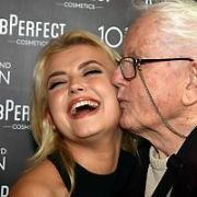 Coronation Street actress Lucy Fallon launches BPerfect Cosmetics at McCabes Pharmacy Dundrum, Dublin, Ireland - 10.06.17. Pictures: Cathal Burke / VIPIRELAND.COM **IRISH RIGHTS ONLY**