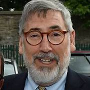 American film director John Landis poses with Irish film director Paul Ward at The National Concert Hall. Landis is Introducing the RTE Concert Orchestra tonight performing Elmore Bernst, Dublin, Ireland - 14.06.17. Pictures: Cathal Burke / VIPIRELAND.COM **IRISH RIGHTS ONLY**
