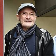 Phil Collins arrives at Dublin Airport departures after playing the Aviva Stadium last night, Dublin, Ireland - 26.06.17. Pictures: Cathal Burke / VIPIRELAND.COM **IRISH RIGHTS ONLY**