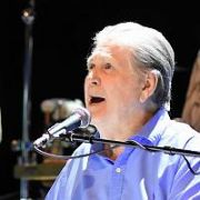 Brian Wilson performs his Pet Sounds 50th anniversary tour 2017 at the Bord Gais Energy Theatre featuring Al Jardine, Dublin, Ireland - 25.07.17. Pictures: G. McDonnell / VIPIRELAND.COM **IRISH RIGHTS ONLY**