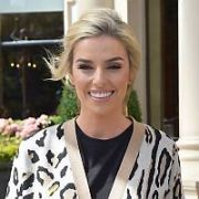 Pippa O'Connor spotted at The Shelbourne Hotel, Dublin, Ireland - 17.08.17. Pictures: Cathal Burke / VIPIRELAND.COM **IRISH RIGHTS ONLY**