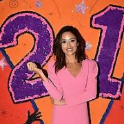 Nadia Forde launches Jervis Shopping Centre's 21st Birthday, Dublin, Ireland - 29.09.17. Pictures: Cathal Burke / VIPIRELAND.COM **IRISH RIGHTS ONLY**
