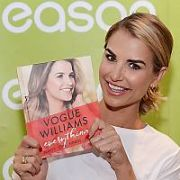 Vogue Williams Everything book signing at Easons O'Connell Street, Dublin, Ireland - 30.09.17. Pictures: G. McDonnell / VIPIRELAND.COM **IRISH RIGHTS ONLY**