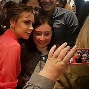 Victoria Beckham at Brown Thomas to celebrate her latest collection with Estee Lauder, Dublin, Ireland - 04.10.17. Pictures: Cathal Burke / VIPIRELAND.COM **IRISH RIGHTS ONLY**