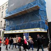 Interior views of the iconic Bewley's Cafe on Grafton Street as it nears completion & reopening after a top-to-bottom renovation, Dublin, Ireland - 06.10.17. Pictures: Cathal Burke / VIPIRELAND.COM **IRISH RIGHTS ONLY**