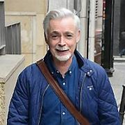 Artemis fowl author Eoin Colfer at Today FM's Matt Cooper Show discussing the film's adaptation after Disney removed Harvey Weinstein as Producer, Dublin, Ireland - 13.10.17. Pictures: Cathal Burke / VIPIRELAND.COM **IRISH RIGHTS ONLY**