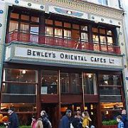 Iconic Grafton Street cafe Bewleys reopens to the public today, Dublin, Ireland - 01.11.17. Pictures: Cathal Burke / VIPIRELAND.COM **IRISH RIGHTS ONLY**