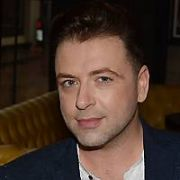 Former Westlife singer Mark Feehily launches his festive album Christmas and is joined by Louis Walsh at Lemon & Duke Bar, Dublin, Ireland - 22.11.17. Pictures: Cathal Burke / VIPIRELAND.COM **IRISH RIGHTS ONLY**