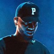 Bryson Tiller performs at 3Arena, Dublin, Ireland - 30.11.17. Pictures: G. McDonnell / VIPIRELAND.COM **IRISH RIGHTS ONLY**