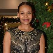 Samantha Mumba sings classic Christmas songs to entertain shoppers at Arnotts Department Store, Dublin, Ireland - 03.12.17. Pictures: Cathal Burke / VIPIRELAND.COM **IRISH RIGHTS ONLY**