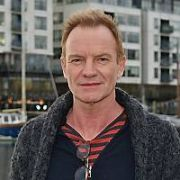 Sting performs songs from The Last Ship show which is coming to the Bord Gais Theatre (June 4th - June 9th, 2018), Bord Gais Theatre, Dublin, Ireland - 05.12.17. Pictures: Cathal Burke / G. McDonnell / VIPIRELAND.COM **IRISH RIGHTS ONLY**