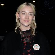 Saoirse Ronan & guests on The Late Late Show, RTE, Dublin, Ireland - 08.12.17. Pictures: G. McDonnell / VIPIRELAND.COM **IRISH RIGHTS ONLY**