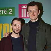 Irish launch of The Young Offenders new TV series at Odeon Point Square, Dublin, Ireland - 03.02.18. Pictures: Cathal Burke / VIPIRELAND.COM **IRISH RIGHTS ONLY**