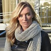 Victoria Smurfit is a guest on The Ray Darcy Radio Show, RTE, Dublin, Ireland - 14.02.18. Pictures: Cathal Burke / VIPIRELAND.COM **IRISH RIGHTS ONLY**