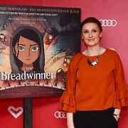 Director Nora Twomey attends the ADIFF 2018 screening of Oscar nominated animation 'The Breadwinner' at Cineworld, Dublin, Ireland - 22.02.18. Pictures: G. McDonnell / VIPIRELAND.COM **IRISH RIGHTS ONLY**
