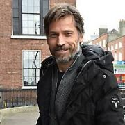 Game of Thrones actor Nikolaj Coster Waldau arrives at The Merrion Hotel, Dublin, Ireland - 27.02.18. Pictures: Cathal Burke / VIPIRELAND.COM **IRISH RIGHTS ONLY**