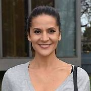 Amanda Byram is a guest on The Ray Darcy Radio Show, RTE, Dublin, Ireland - 06.03.18. Pictures: Cathal Burke / VIPIRELAND.COM **IRISH RIGHTS ONLY**