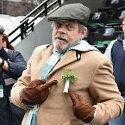 Mark Hamill is the International Guest of Honour at the St Patrick's Day Parade 2018, Dublin, Ireland - 17.03.18. Pictures: G. McDonnell / Cathal Burke / VIPIRELAND.COM **IRISH RIGHTS ONLY**
