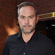 Jason McAteer arrives at Hangar on Andrews Lane for as special guest for Liverpool V Roma, Dublin, Ireland - 02.05.18. Pictures: Cathal Burke / VIPIRELAND.COM **IRISH RIGHTS ONLY**