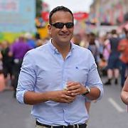 Taoiseach Leo Varadkar and family attend Laya Healthcare Spectacular in Merrion Square, Dublin, Ireland - 08.07.18. Pictures: Jerry McCarthy / VIPIRELAND.COM **IRISH RIGHTS ONLY**