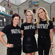Fans attend the Britney Spears 2018 sold out concert at 3Arena, Dublin, Ireland - 20.08.18. Pictures: Cathal Burke / VIPIRELAND.COM **IRISH RIGHTS ONLY**