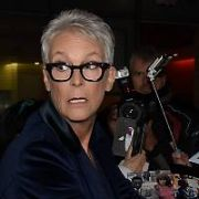 Actress Jamie Lee Curtis arrives at The Lighthouse Cinema for a special Halloween screening and Q&A, Dublin, Ireland - 05.10.18. Pictures: Cathal Burke / VIPIRELAND.COM **IRISH RIGHTS ONLY**