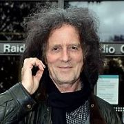 Gilbert O'Sullivan is a guest on the Ray Darcy Radio Show, RTE, Dublin, Ireland - 24.10.18. Pictures: Cathal Burke / VIPIRELAND.COM **IRISH RIGHTS ONLY**