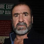 Eric Cantona arrives at the stage door of The Olympia Theatre ahead of his sold-out An Evening With Eric Cantona, Dublin, Ireland - 30.10.18. Pictures: Cathal Burke / VIPIRELAND.COM **IRISH RIGHTS ONLY**