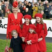 Guests attend the opening day of the 4 Day Leopardstown Racing Festival 2018, Dublin, Ireland - 26.12.18. Pictures: Jerry McCarthy / VIPIRELAND.COM **IRISH RIGHTS ONLY**