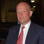 Former UK Conservative Party Leader William Hague spotted at The Merrion Hotel, Dublin, Ireland - 08.01.19. Pictures: Cathal Burke / VIPIRELAND.COM **IRISH RIGHTS ONLY**