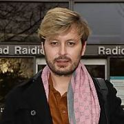 Brian Dowling and his sister Michelle Dowling at Ray Darcy Radio Show to talk about their Run For Rosie fundraiser in aid of their late mother, RTE, Dublin, Ireland - 05.02.19. Pictures: Cathal Burke / VIPIRELAND.COM **IRISH RIGHTS ONLY**