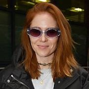 Angela Scanlon spotted at Today FM, Dublin, Ireland - 13.02.19. Pictures: Cathal Burke / VIPIRELAND.COM **IRISH RIGHTS ONLY**