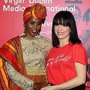 A Girl from Mogadishu screening at Odeon Point Village as part of The Virgin Media Dublin International Film Festival 2019, Dublin, Ireland - 22.02.19. Pictures: G. McDonnell / VIPIRELAND.COM **IRISH RIGHTS ONLY**