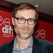 Stephen Merchant attends Fighting With My Family screening at The Lighthouse Cinema, Dublin, Ireland - 27.02.19. Pictures: G. McDonnell / VIPIRELAND.COM **IRISH RIGHTS ONLY**