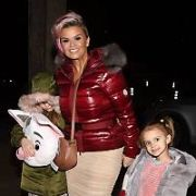 Kerry Katona & guests at The Ray Darcy Show, RTE, Dublin, Ireland - 02.03.19. Pictures: G. McDonnell / VIPIRELAND.COM **IRISH RIGHTS ONLY**