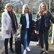 The Garrihy family at The Ray Darcy Radio Show at RTE. And Mary Mitchell O'Connor spotted at The Merrion, Dublin, Ireland - 04.03.19. Pictures: Cathal Burke / VIPIRELAND.COM **IRISH RIGHTS ONLY**