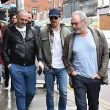 Michael Fassbender, Liam Cunningham, Richard E Grant Spotted