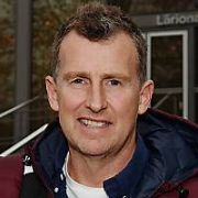 Welsh Rugby referee Nigel Owens, known for LGBT inclusive rugby, is a guest on the Ray Darcy Radio Show, RTE, Dublin, Ireland - 08.04.19. Pictures: Cathal Burke / VIPIRELAND.COM **IRISH RIGHTS ONLY**