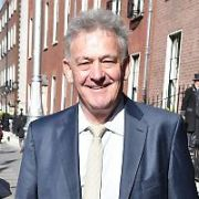 Peter Casey Spotted Leaving The Merrion Hotel, Dublin, Ireland - 10.04.19. Pictures: Cathal Burke / VIPIRELAND.COM **IRISH RIGHTS ONLY**