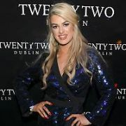 Ireland Eurovision hopeful Sarah McTernan sings Ireland's song 22 in Twenty Two Night Club after appearing on The Late Late Show, Twenty Two Night Club, Dublin, Ireland - 26.04.19. Pictures: Jerry McCarthy / VIPIRELAND.COM **IRISH RIGHTS ONLY**